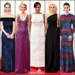 2015 Emmy Awards Best Dressed