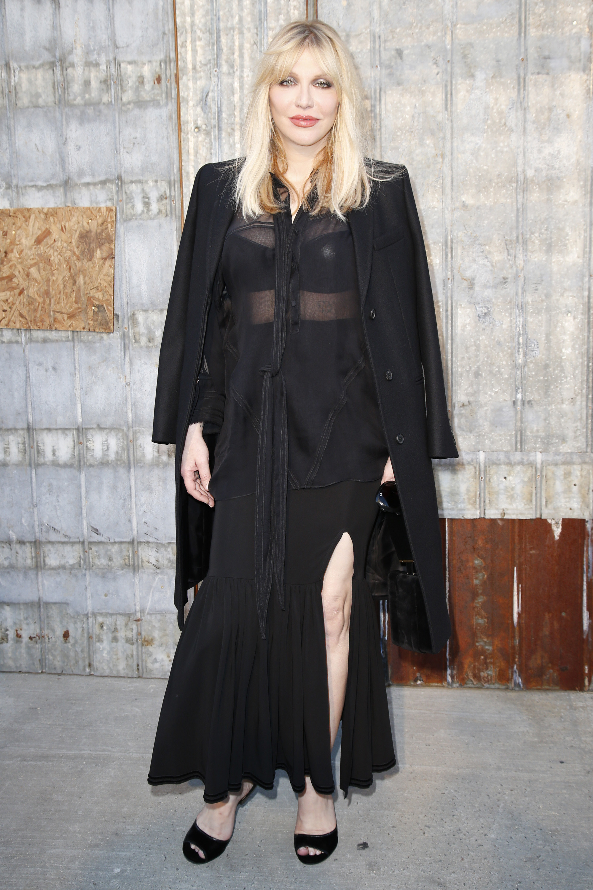 Givenchy-Ready-To-wear-spring-2016-front-row