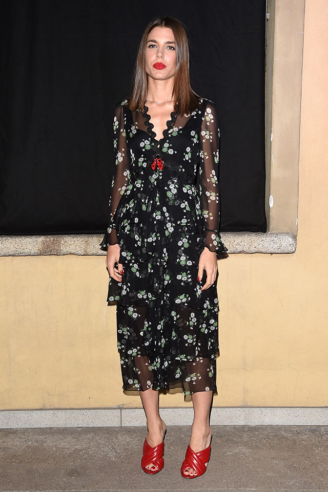 Charlotte-Casiraghi- in-honour-of-alessandro-michele