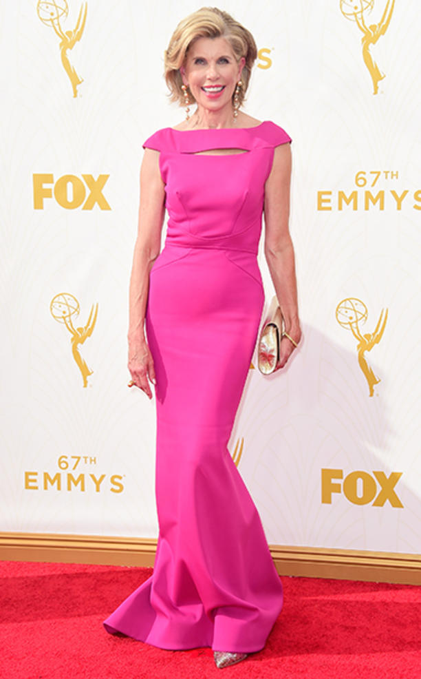 Christine-Baranski-2015-emmy-awards