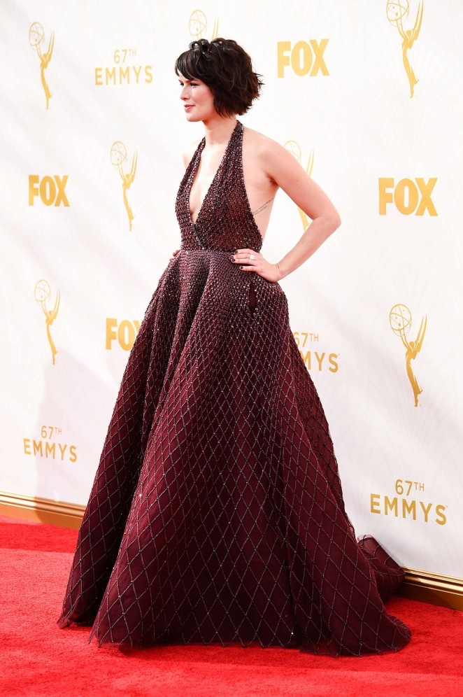 Lena-Headey--2015-Emmy-Awards-