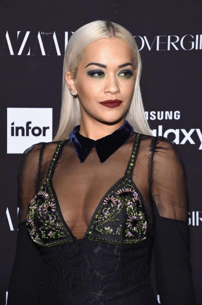 Rita-Ora--Harpers-Bazaar-ICONS-Event-