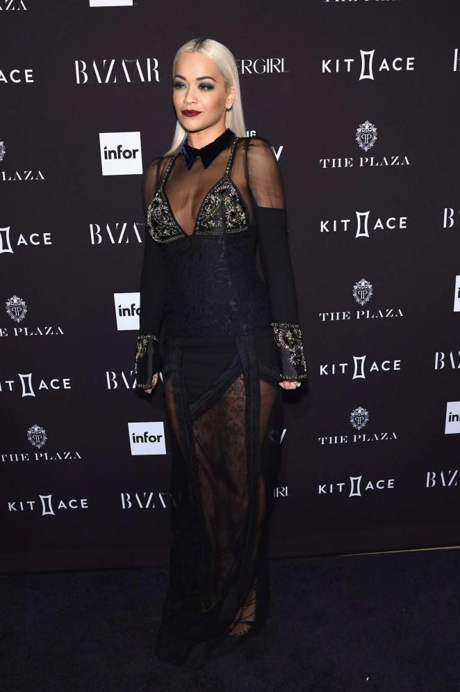 Rita-Ora--Harpers-Bazaar-ICONS-Event