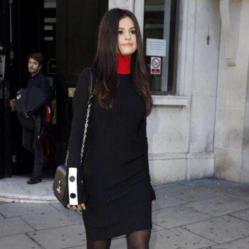 Selena-Gomez-in-Tight-Black-Dress-02-662×993