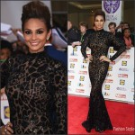 Alesha Dixon  in Michael Costello  At 2015 Pride Of Britain Awards