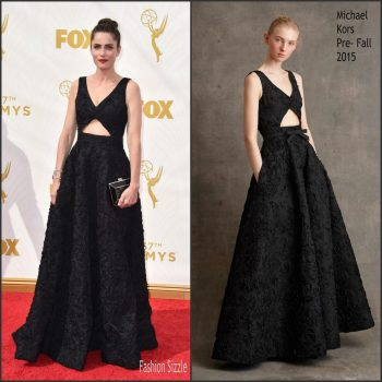 amanda-peet-in-michael-kors-2015-emmy-awards