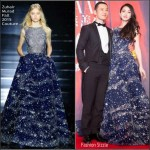 Angelababy In Zuhair Murad Couture At 2015 Bazaar Star Charity Night