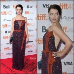 Anya Taylor-Joy In Prada  At  'The Witch' Toronto Film Festival Premiere