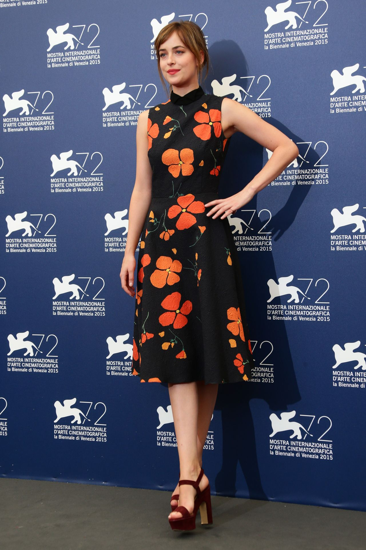dakota-johnson-rodarte-bigger-splash-venice-film-festival-photocall
