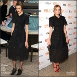 Diane Kruger In Chanel Couture  At 'Sky' Toronto Film Festival Photocall
