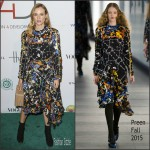 Diane Kruger In Preen  At Fashion 4 Development's 5th Annual First Ladies Luncheon