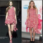 Diane Kruger in Simona Rocha at the 'Maryland' Paris Premiere
