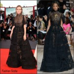 Diane Kruger In Valentino Couture  At  'Lao Pao Er' Venice Film Festival Premiere & Closing Ceremony
