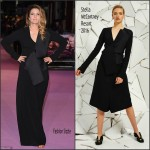 Drew Barrymore In Stella McCartney  At 'Miss You Already' London Premiere