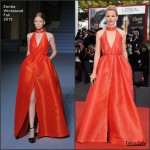 Elizabeth Banks In Emilia Wickstead  AT  'Lao Pao Er' Venice Film Festival Premiere & Closing Ceremony