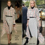 Kate Bosworth In Tome  At Good Day New York Studios