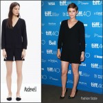 Kate Mara In Madewell – 'Man Down' Toronto International Film Festival Photocall