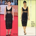 Kate Mara In Marc Jacobs – 'Man Down' Toronto International Film Festival  Premiere