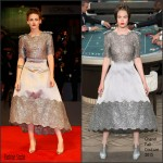 Kristen Stewart  In Chanel – 'Equals' Premiere at Venice Film Festival