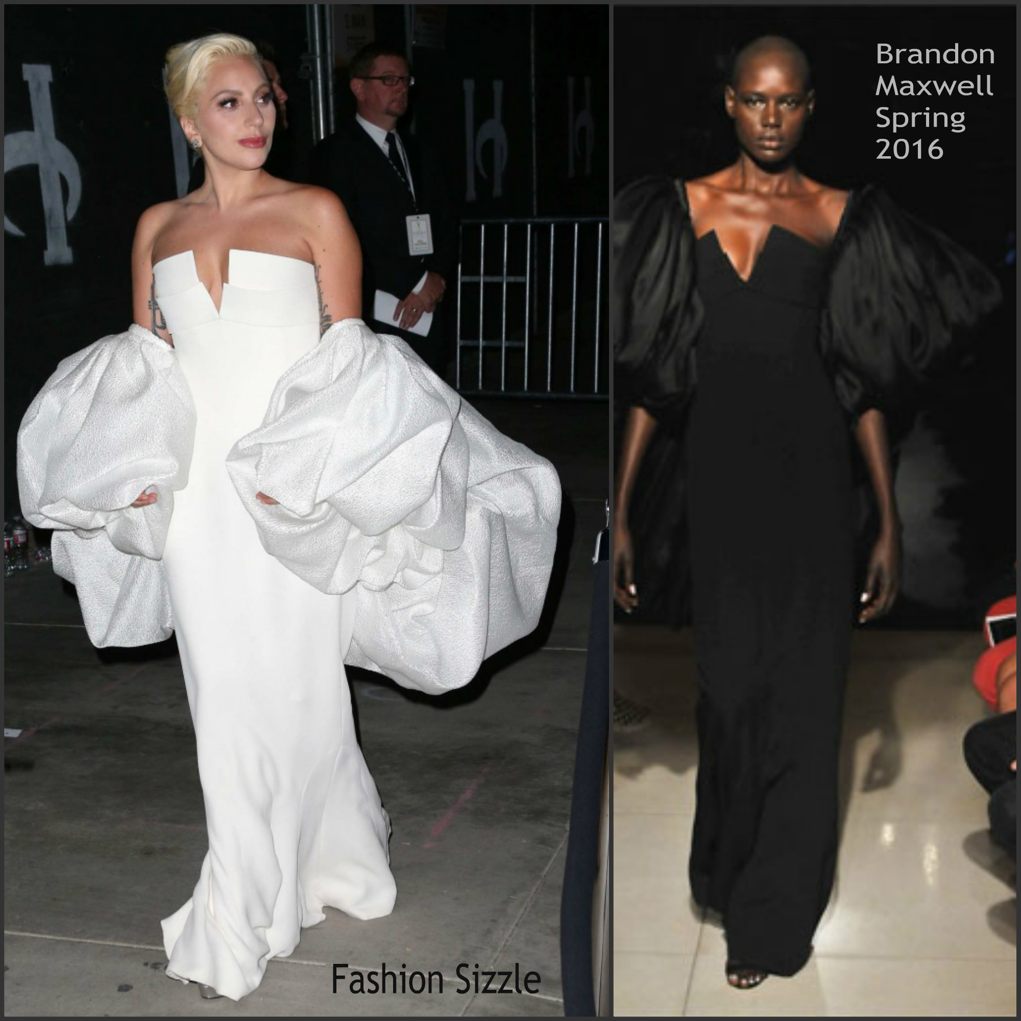 lady-gaga-in-brandon-maxwell-2015-emmy-awards-fox-after-party