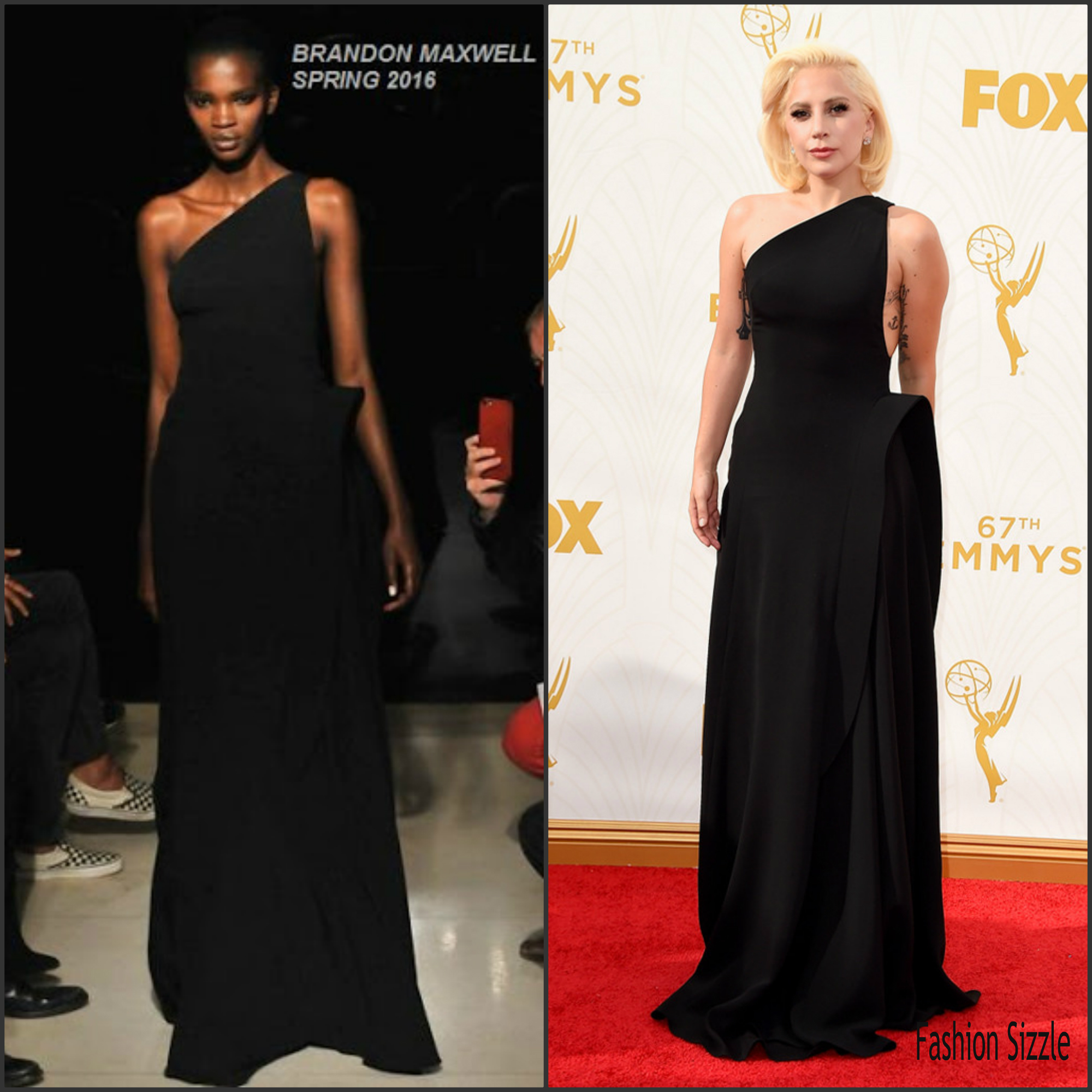 lady-gaga-in-brandon-maxwell-2015-emmy-awards