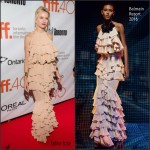 Naomi Watts In Balmain  AT  'Demolition' Toronto Film Festival Premiere