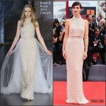 Paz Vega In Ralph & Russo Couture  At  'Everest' Venice Film Festival Premiere & Opening Ceremony