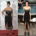 Penelope Cruz In Chanel Couture  AT  'Ma Ma' Madrid Premiere