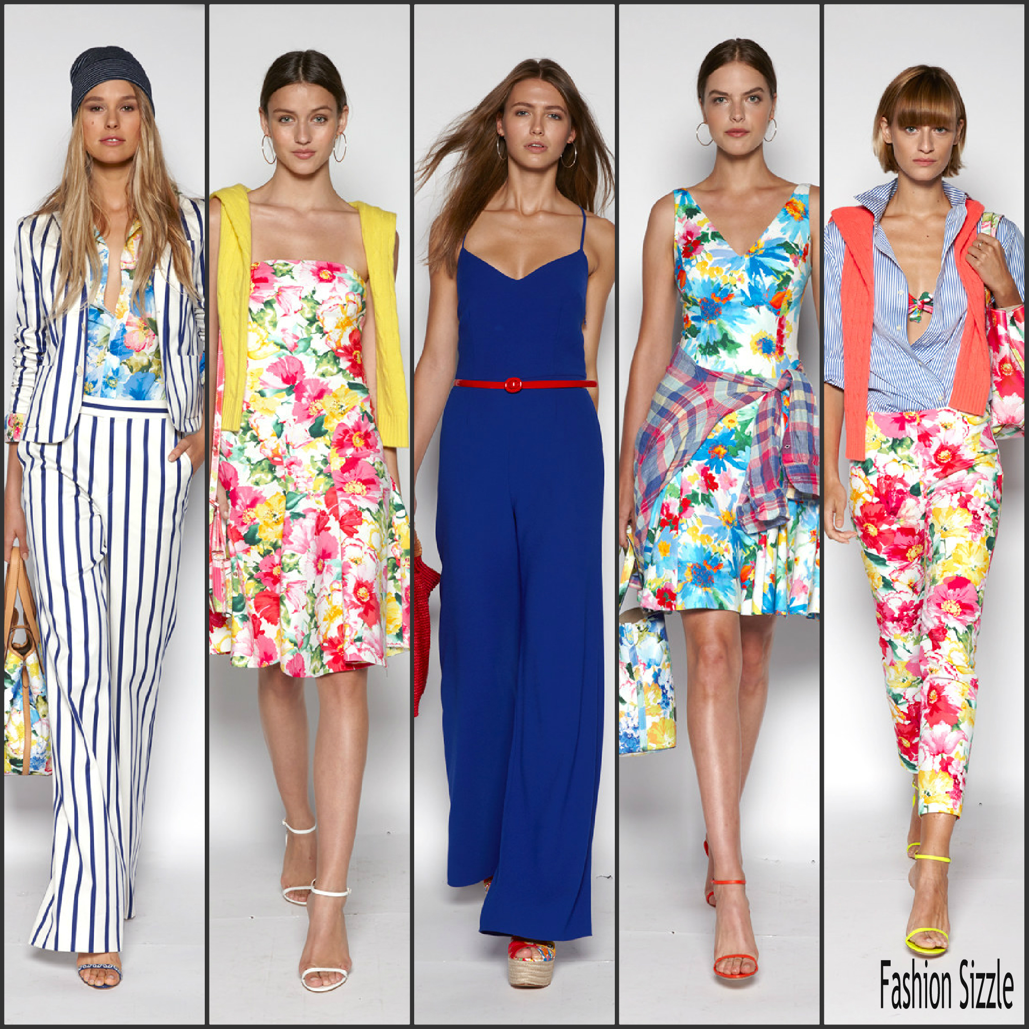 timeless design e7f62 a7fac Polo Ralph Lauren Spring 2016 Collection - Fashionsizzle