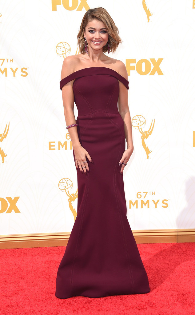 .sarah-hyland--2015-emmy-awards