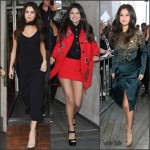 Selena Gomez In Antonio Berardi, Marc Jacobs & Atea Oceanie – 'Revival' London Tour