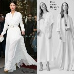 Selena Gomez in Elie Saab – 'Revival' Paris Tour