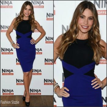 sofia-vergara-in-versace-at-the-ninja-coffee-bar-launch