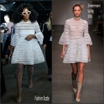 Solange Knowles In Zimmermann –  Phillip Lim NYFW Show