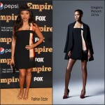 Taraji P. Henson In Emanuel Ungaro – 'Empire' Series Season 2 New York Premiere