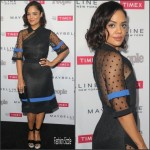 Tessa Thompson In Emanuel Ungaro  At People's 'Ones To Watch' Event