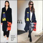 Victoria Beckham In Victoria Beckham – Out In London