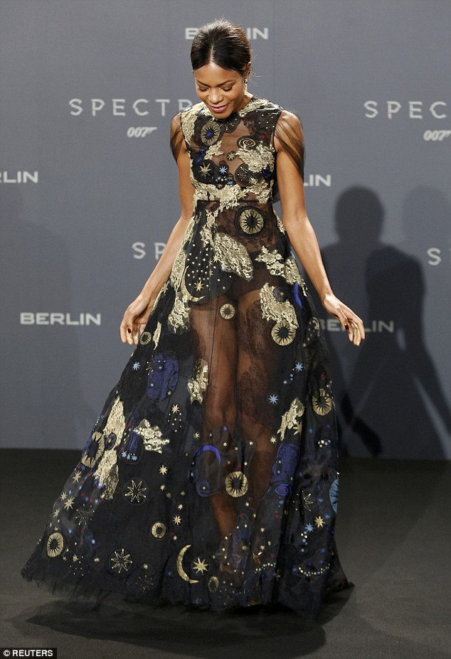 'Spectre' German Photocall & Premiere