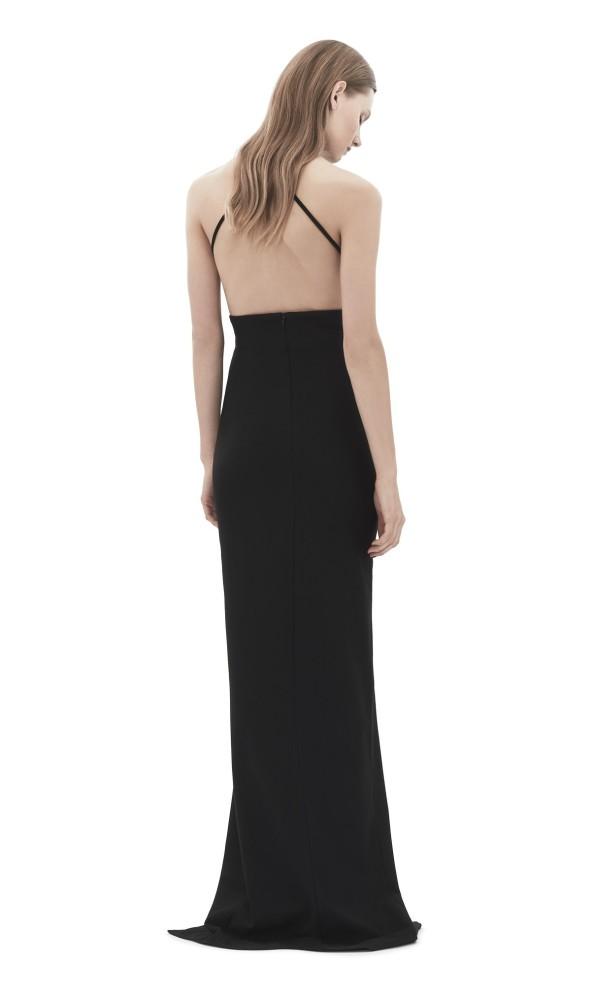 Ciara The-Last-Witch-Hunter-New-York-Premiere-Solace-London-Black-Cut-Out-Ferrara-Dress
