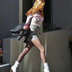 Bella Thorne – Out and about in Vancouver