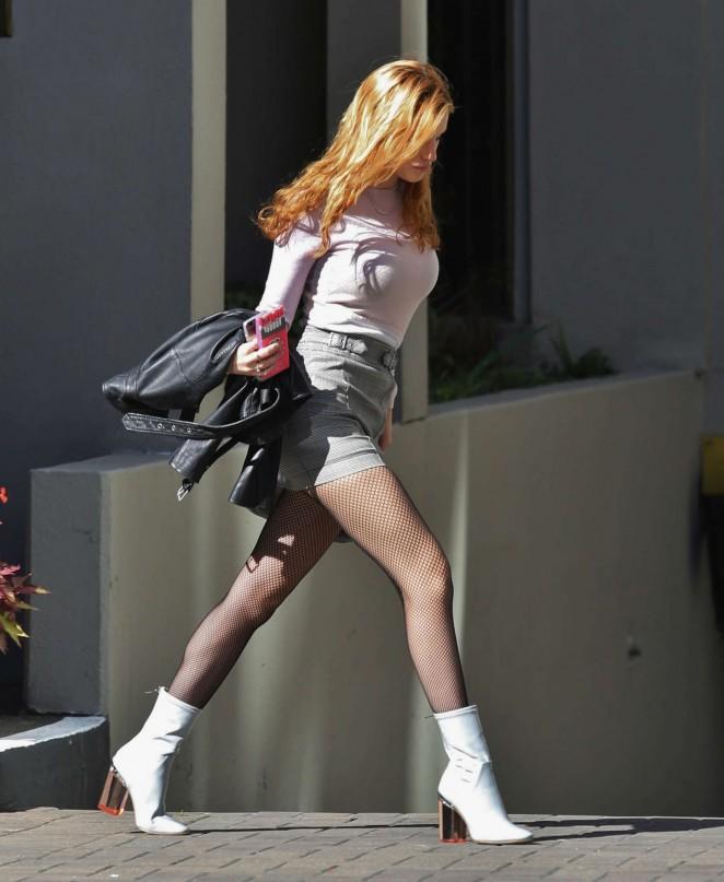 Bella-Thorne-Leggy-in-Short-Skirt--17-662x807