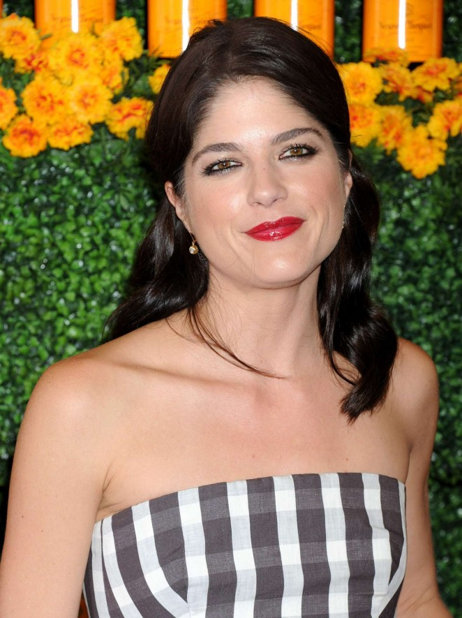 Selma-Blair--6th-Annual-Veuve-Clicquot-Polo-Classic-
