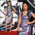 Charli XCX  in  Vivienne Westwood – MTV European Music Awards in Milan