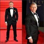 Daniel Craig  at  SPECTRE  London Premiere