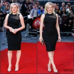 Elisabeth Moss In David Koma  AT 'High-Rise' London Film Festival Screening