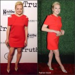 Elisabeth Moss In Osman  At the  'Truth' LA Screening