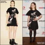 Emilia Clarke in Valentino  –  TheWrap's Power Women Breakfast