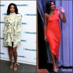 Gabrielle Union In Baja East & Vika Gazinskaya  At SiriusXM Studios & The Tonight Show Starring Jimmy Fallon