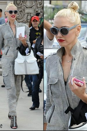 gwen-stefani-check-jumpsuit-out-in-la
