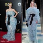 Iggy Azalea In Armani Privé At  Vogue China Gala Dinner